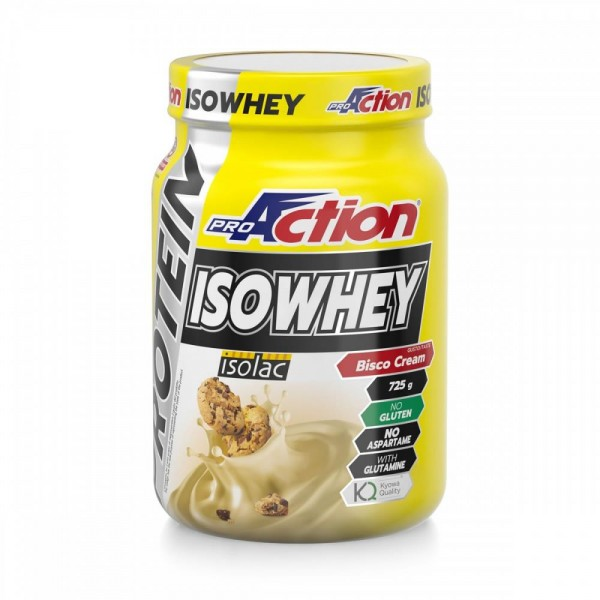 ISO WHEY bisco 725GR
