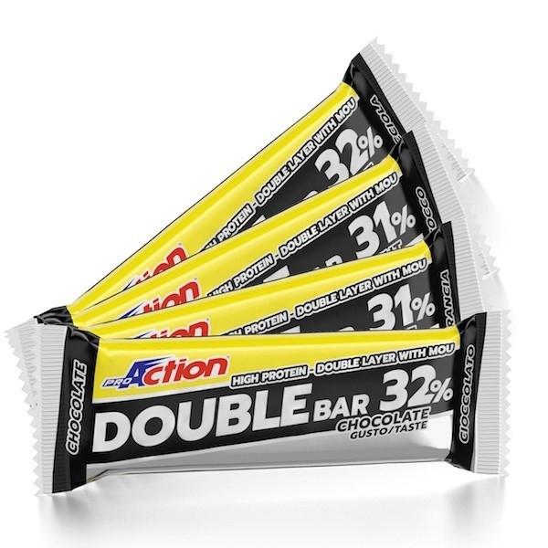 DOUBLE BAR cioccolato 60GR