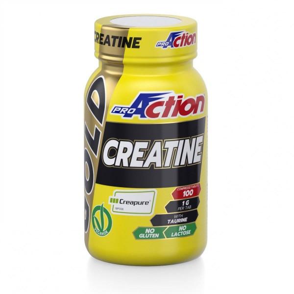 PROACTION creatine GOLD 100 tab