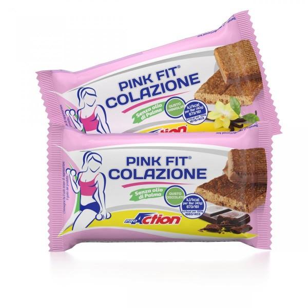 PINK FIT COLAZIONE