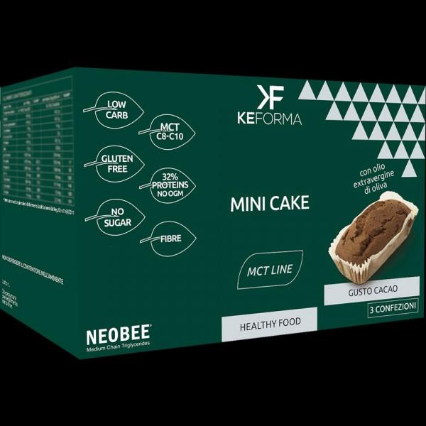 MCT MINI CAKE 3X30gr