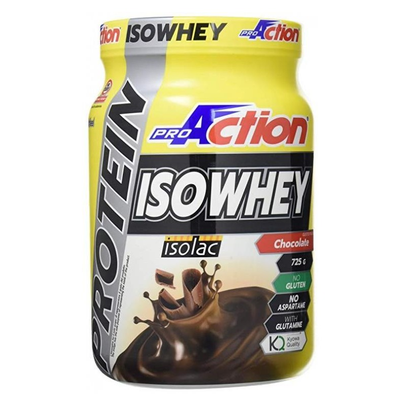 ISO WHEY CACAO 725GR