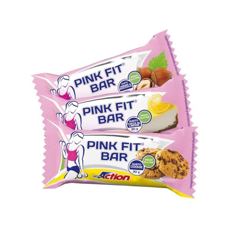 PINK FIT BAR 30gr