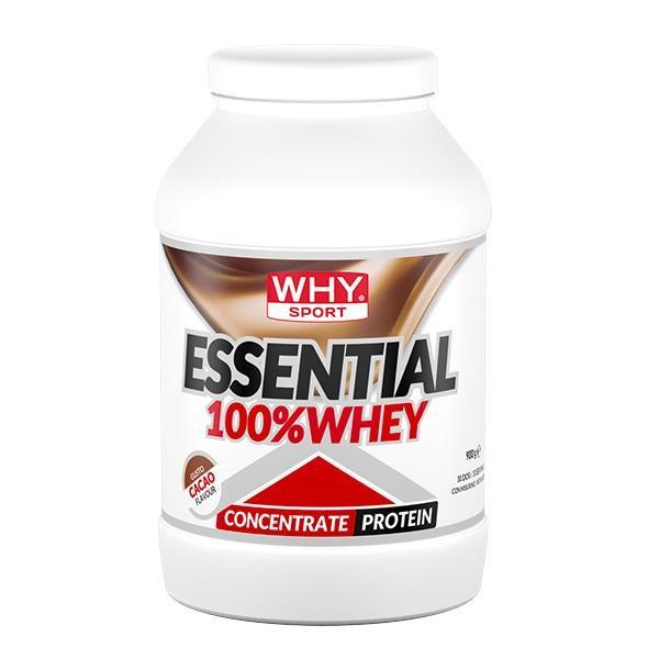 Essentiall 100% whey 900gr